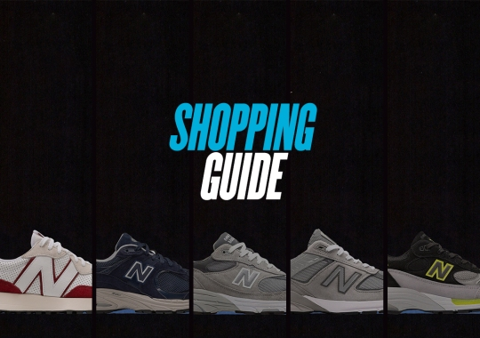 If You're New To New Balance, Here Are Five Must-Have Models You Can Buy Now