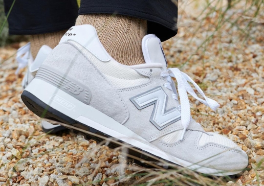 Cloud White Dawns On The New Balance 1300