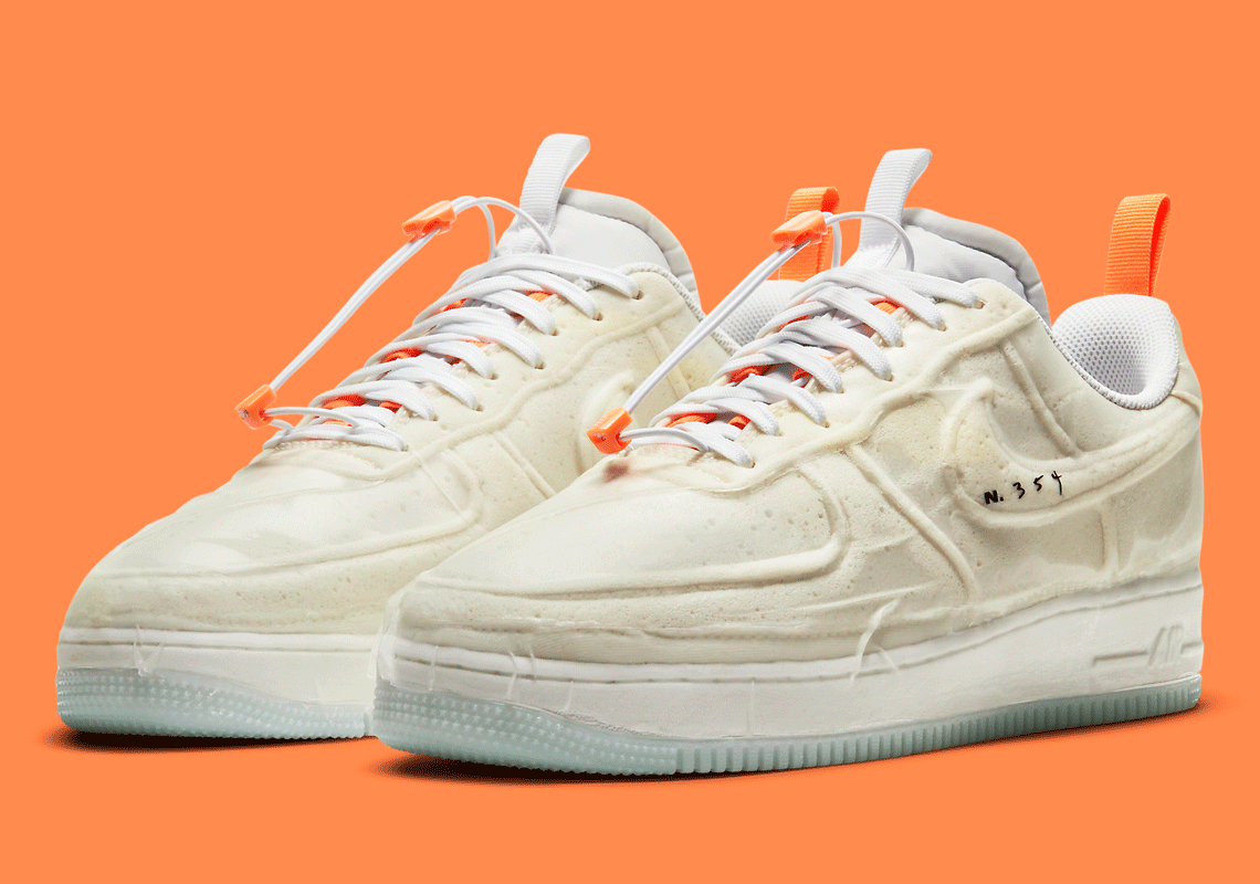 Aumentar pistola manejo  Nike Air Force 1 Experimental Sail CV1754-100 | SneakerNews.com