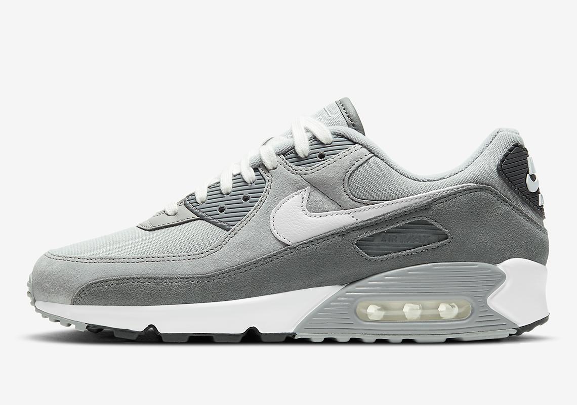 Nike Air Max 90 Light Smoke Grey DA1641-001 Release Info ...
