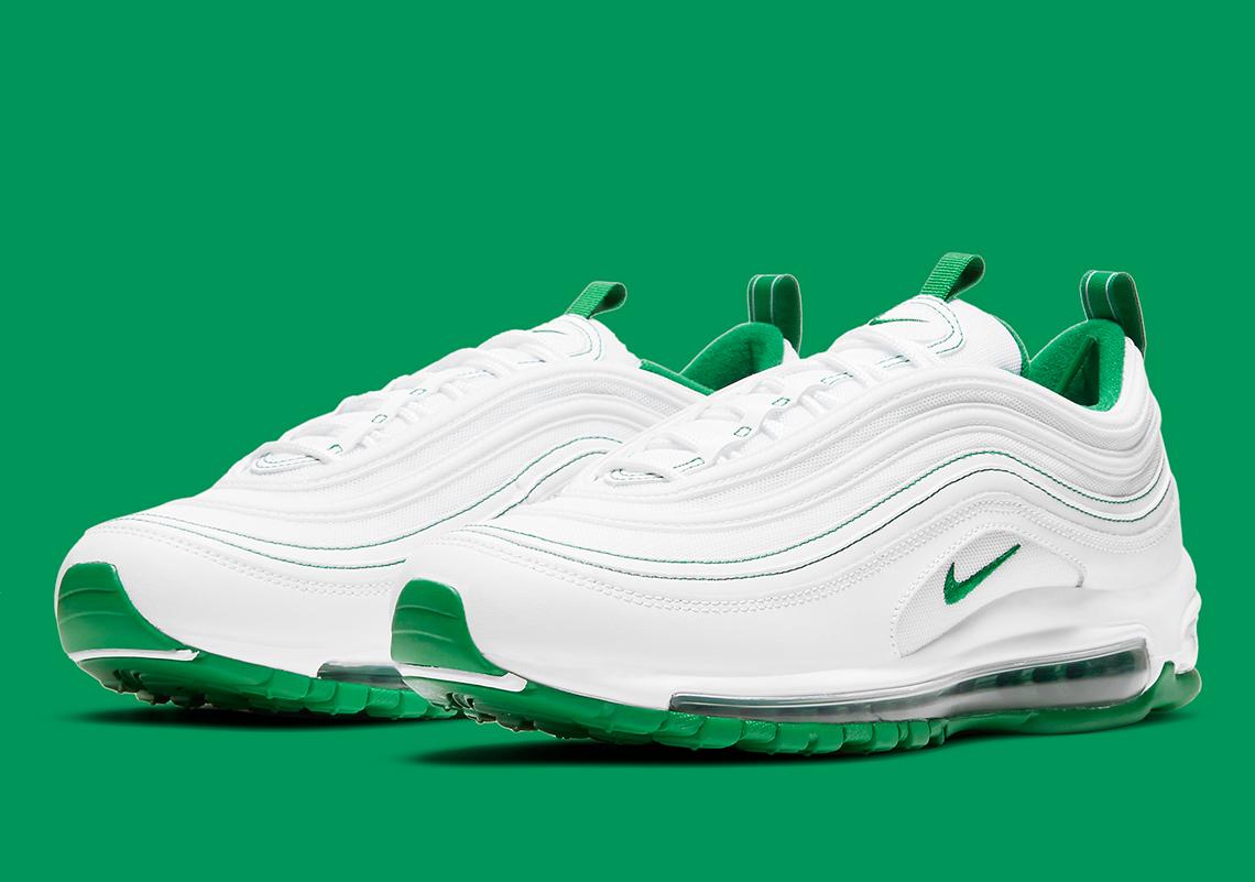período Correa Fragante  Nike Air Max 97 Pine Green DH0271-100 Release Info | SneakerNews.com