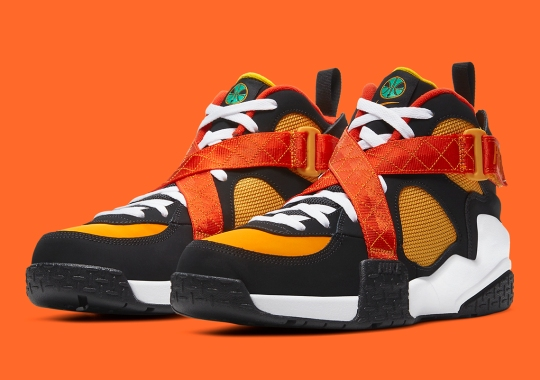 "The Nike Air Raid ""Rayguns"" Releases On January 15th"