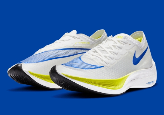 The Nike VaporFly NEXT% Gets A Japan-Exclusive Colorway