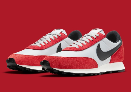 """The Nike Daybreak Returns In A """"Chicago"""" Reminiscent Colorway"""
