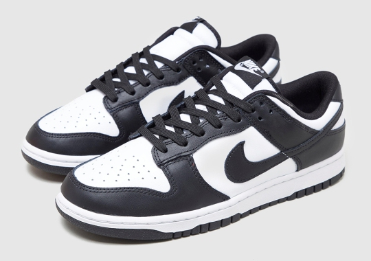 Nike Dunk Low Retro In Black/White Releases On January 21st