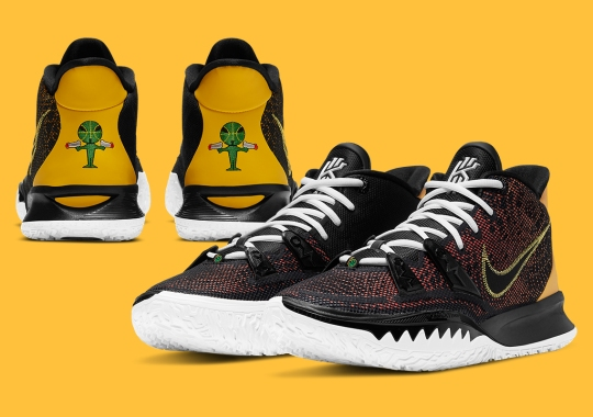 "The Nike Kyrie 7 ""Rayguns"" Releases On January 29th"