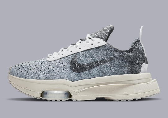 This Nike Zoom Type Is Built With Recycled Felt-Like Textile