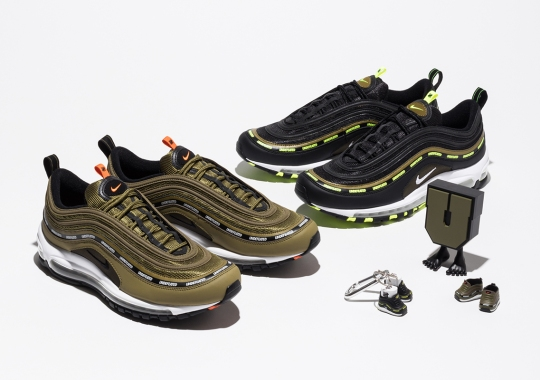 Undefeated Offers Limited Sets Of Their Nike Air Max 97 Ahead Of Official Release