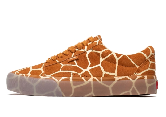 The Vans Old Skool Pulls Off An Accurate Giraffe Impression