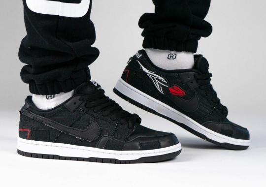 First Look At The Wasted Youth x Nike SB Dunk Low