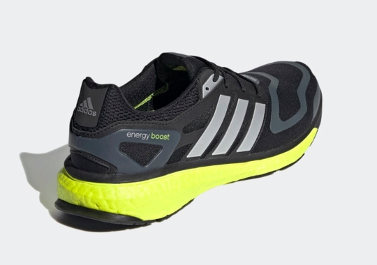 The First Ever BOOST Shoe, The adidas Energy Boost, Is Returning In New Neon Soles