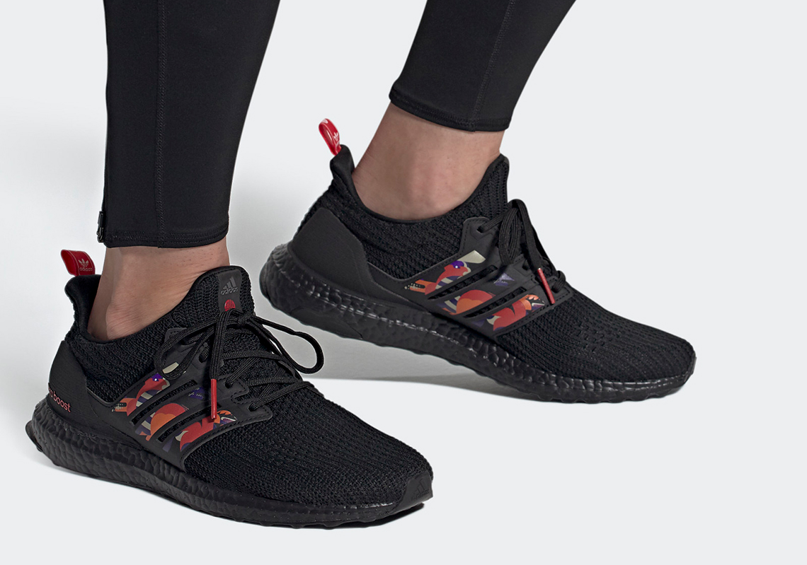 UltraBoost 5.0 DNA 'Chinese New Year'