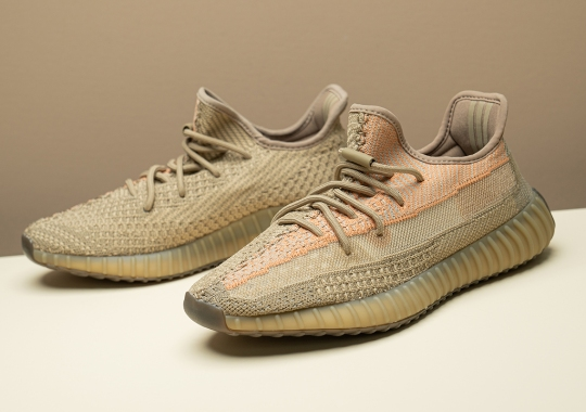 "The adidas Yeezy Boost 350 v2 ""Sand Taupe"" Releases Tomorrow"