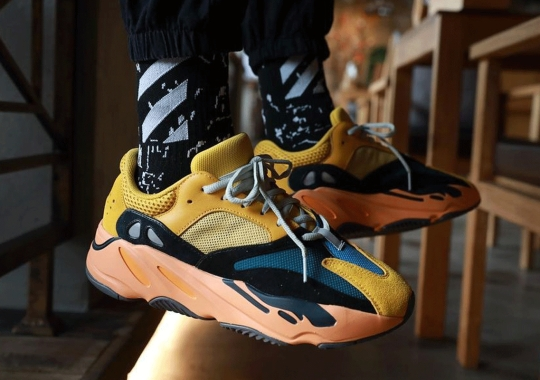"adidas Yeezy Boost 700 ""Sun"" Rumored For January 23rd Release"