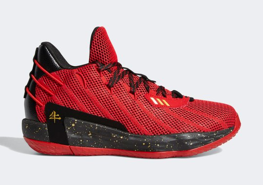 The adidas Dame 7 Is Arriving Soon In A Celebratory Chinese New Year Edition