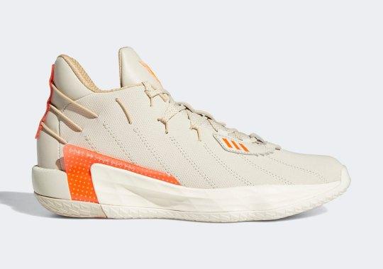 Damian Lillard's adidas Dame 7 To Releasing In Cream Colorway On New Year's