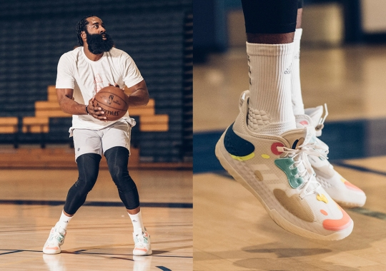 James Harden's adidas Harden Vol. 5 Will Release On January 4th, 2021