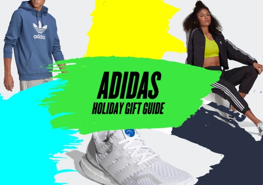 Home For The Holidays: adidas Has The Gifts You Need This Winter Season