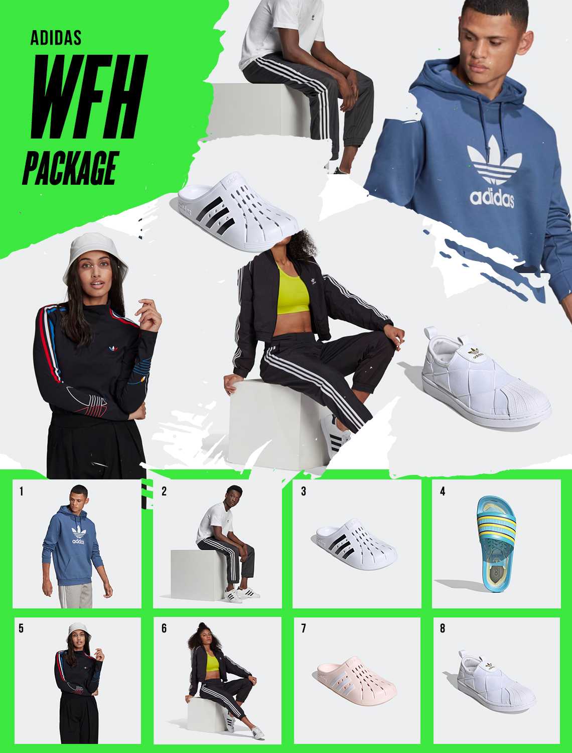 Adidas Holiday Gift Guide 2020 Wfh Exercise Sneakernews Com