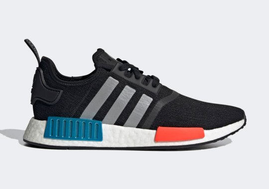 The adidas NMD R1 Nearly Recreates The OG Colorway