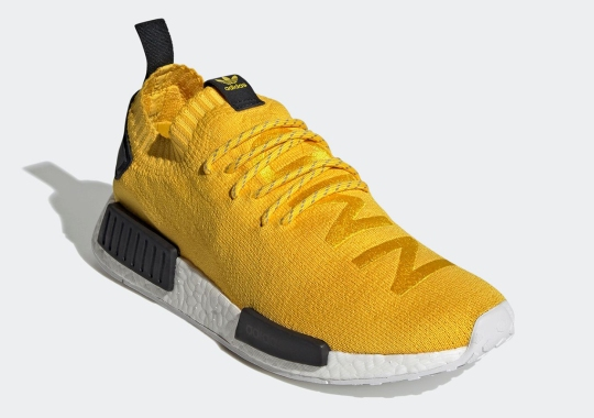 Upcoming adidas NMD R1 Primeknit Remiscent Of Pharrell's First NMD Hu Of 2016