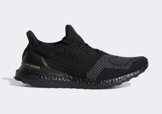 adidas Ultra Boost 1.0 DNA To Arrive Fully Uncaged In Black, Grey, And Gold