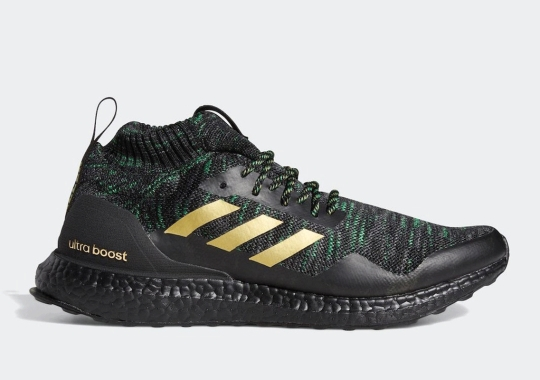 Von Miller Takes This adidas Ultra Boost Mid Back To DeSoto High School