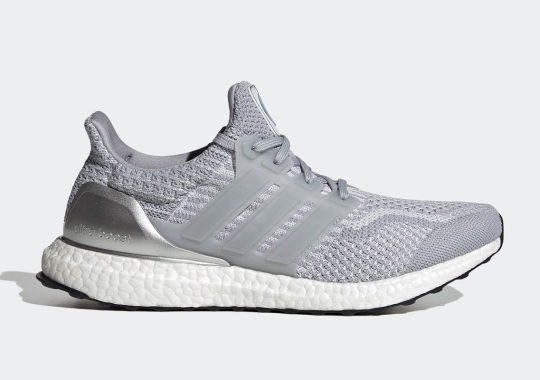NASA And adidas Deliver An Ultra Boost DNA In Halo Silver