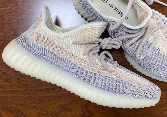 "First Look At The adidas Yeezy Boost 350 v2 ""Ash Pearl"""
