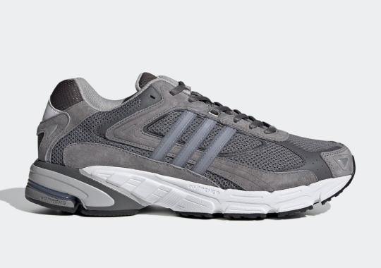 The adidas Response CL Arrives In A Dad Shoe-Friendly Grey Soon
