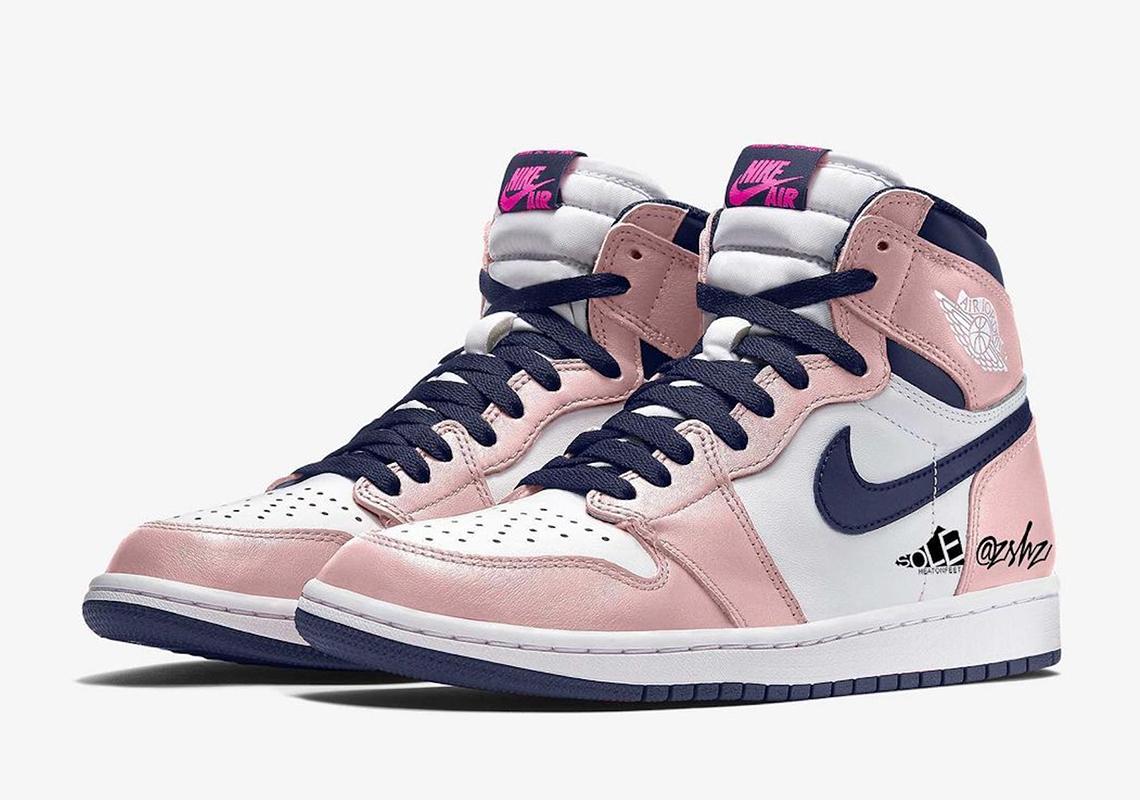 "Air Jordan 1 ""Atmosphere"""