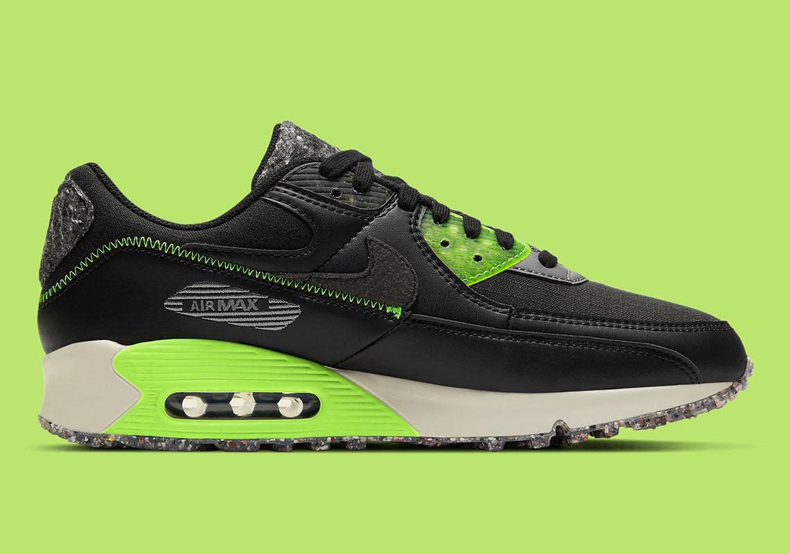Nike Air Max 90 Electric Green DD0383-001   SneakerNews.com