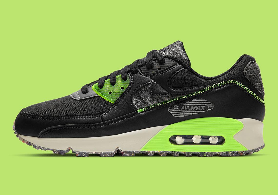 Nike Air Max 90 Electric Green DD0383-001 | SneakerNews.com