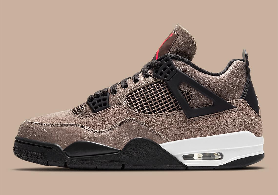 Air Jordan 4 Taupe Haze DB0732-200 Release 2021   SneakerNews.com
