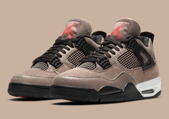 "The Air Jordan 4 ""Taupe Haze"" Release Postponed To February 27th"