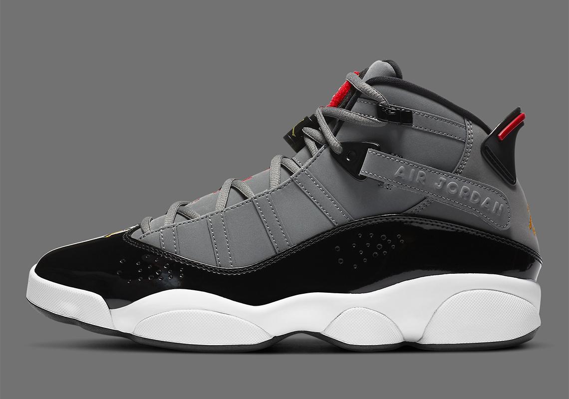 Jordan 6 Rings Cool Grey Black 322992-022 Release | SneakerNews.com