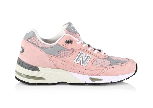 """New Balance 991 """"Shy Pink"""" Available For Pre-order"""