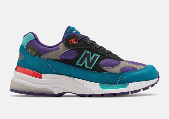 The New Balance 992, Formerly A Concepts Exclusive, Is Dropping In Wider Quantity Soon