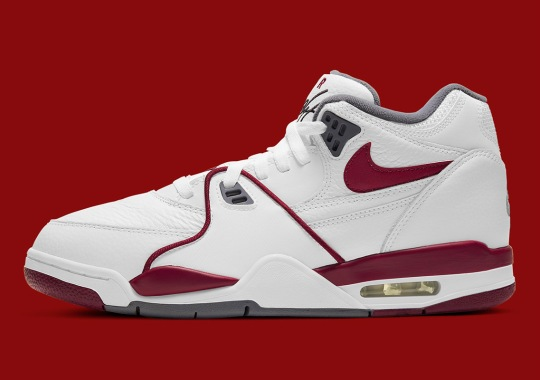 The Nike Air Flight '89 Continues Its Run Of Classics With Team Red