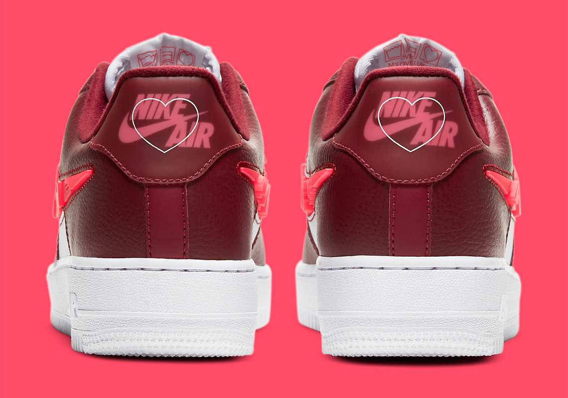 Nike Air Force 1 Love For All CV8482-600 Release Info ...
