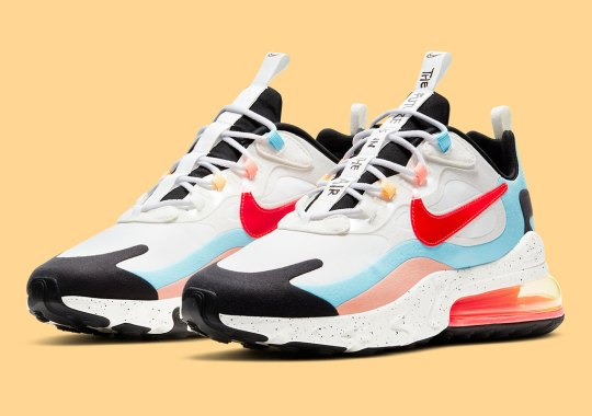 """""""The Future Is In The Air"""" By Nike Ushers In The Air Max 270 React"""