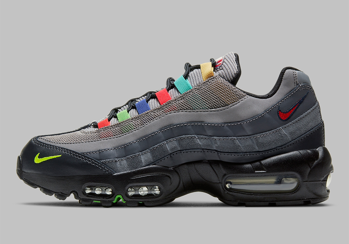 Nike Air Max 95 SE Light Charcoal DD1502-001 Release Info ...