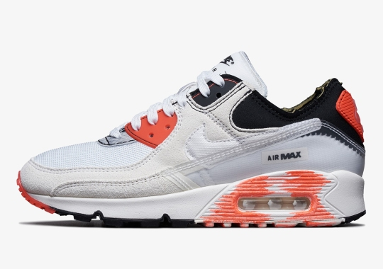 "The Nike Air Max 90 ""Archetype"" Brings Back The Sketch Concept"