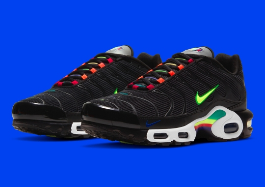 Corduroy Covers The Nike Air Max Plus' Tribute To Air History