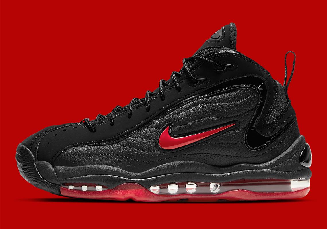 Nike Air Total Max Uptempo Bred CV0605-002 Retro | SneakerNews.com