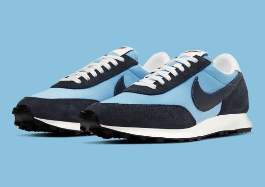 The Nike Daybreak Arrives in Armory Blue and Obsidian Colorway