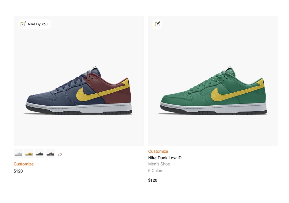 poetas teléfono mano  Nike Dunk Low iD By You - Release Info | SneakerNews.com