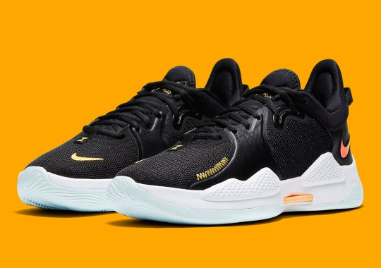 Nike Officially Unveils Paul George's PG 5 Ahead Of January 21st Release