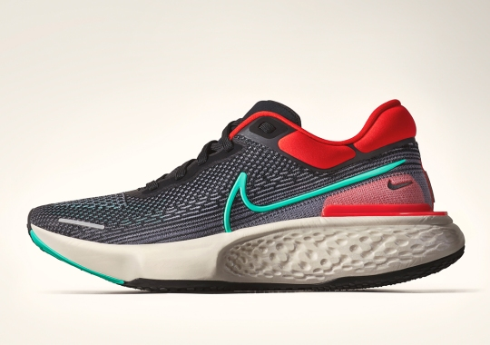 Nike Goes Full ZoomX Cushioning With The Invincible Run
