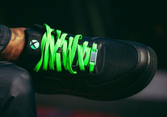 """Odell Beckham Jr. And Xbox Create Custom Nike Air Force 1s And Controllers For """"Power Your Dreams"""" Campaign"""